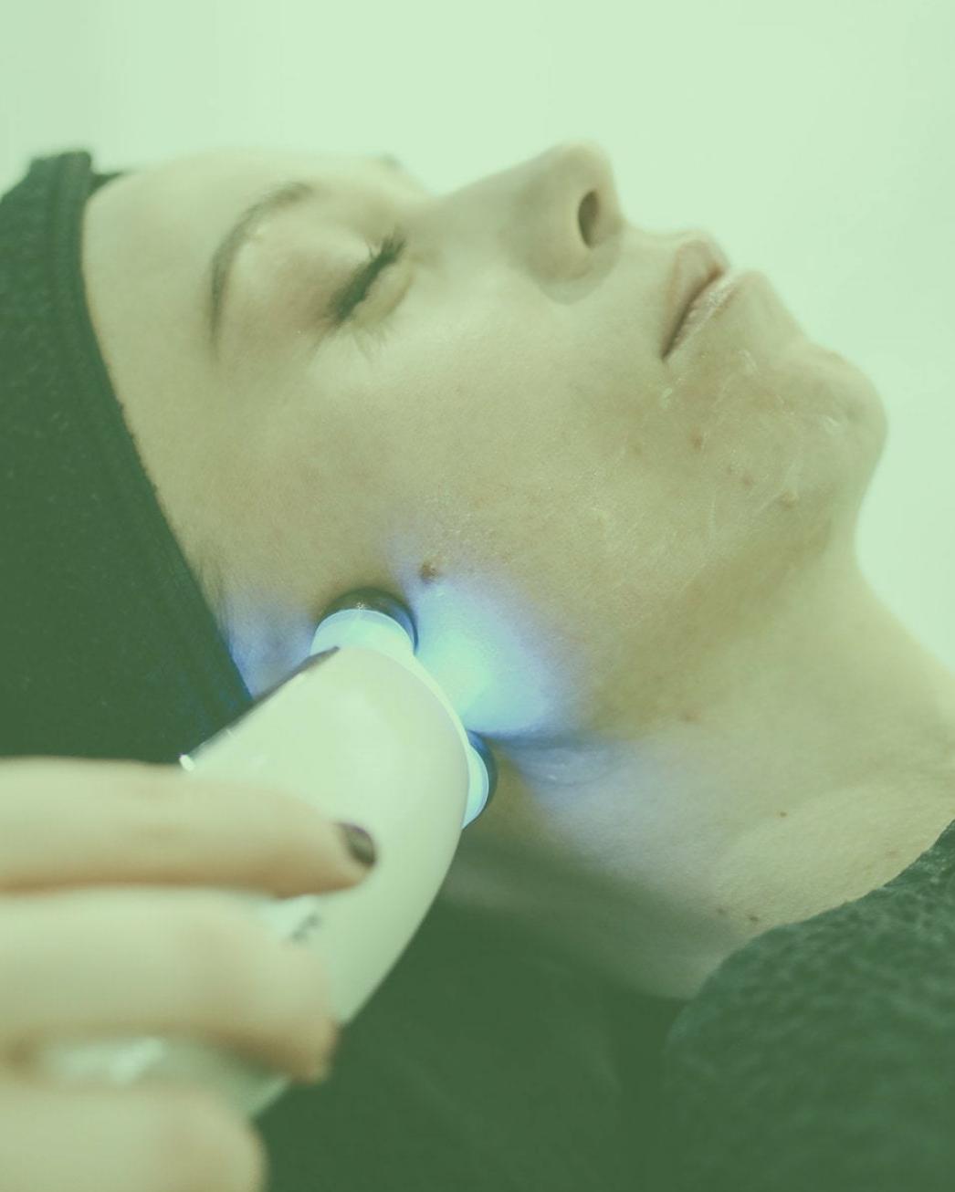 ultrahangos kezelés